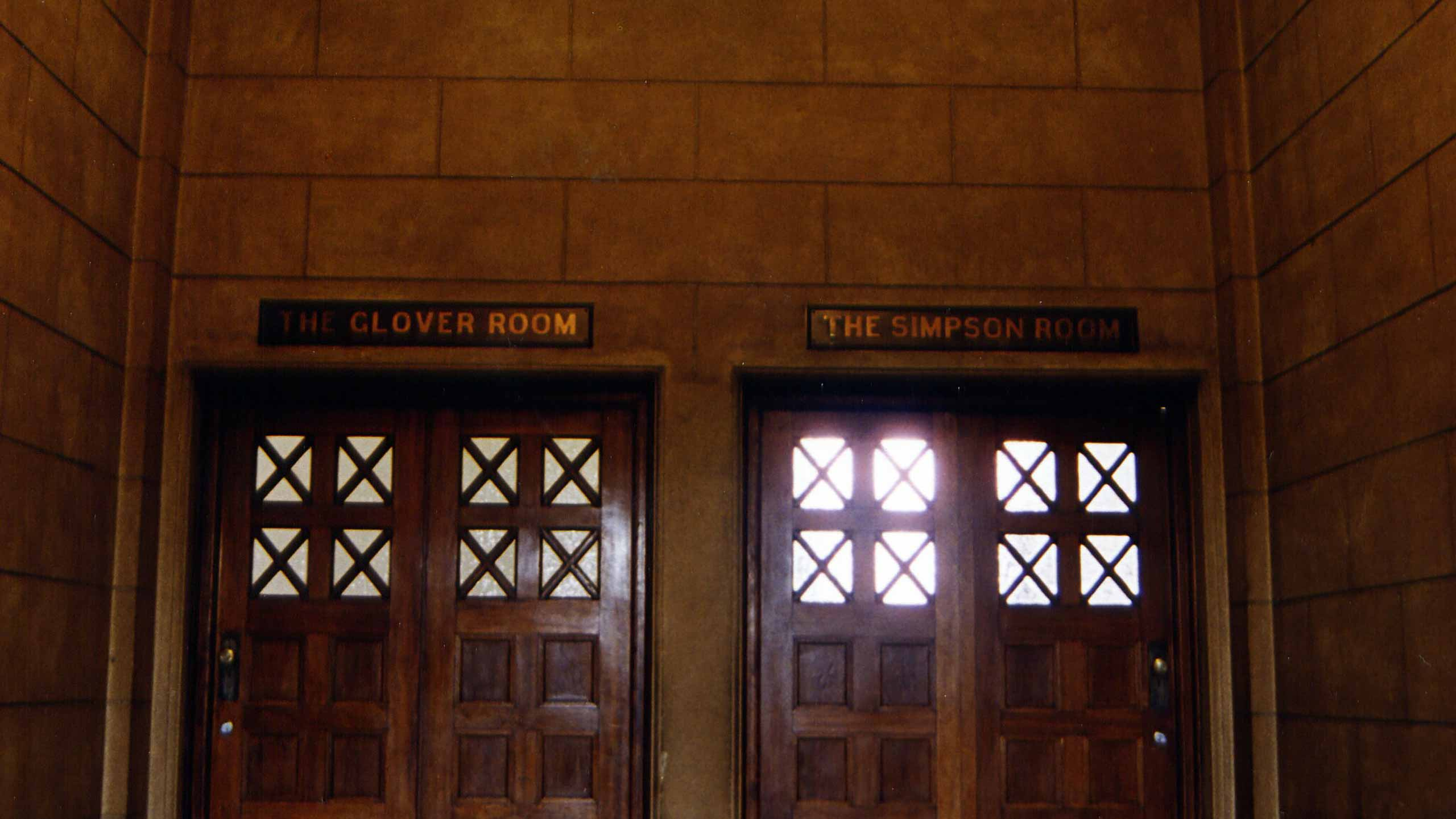 Entrance-Glover-Simpson